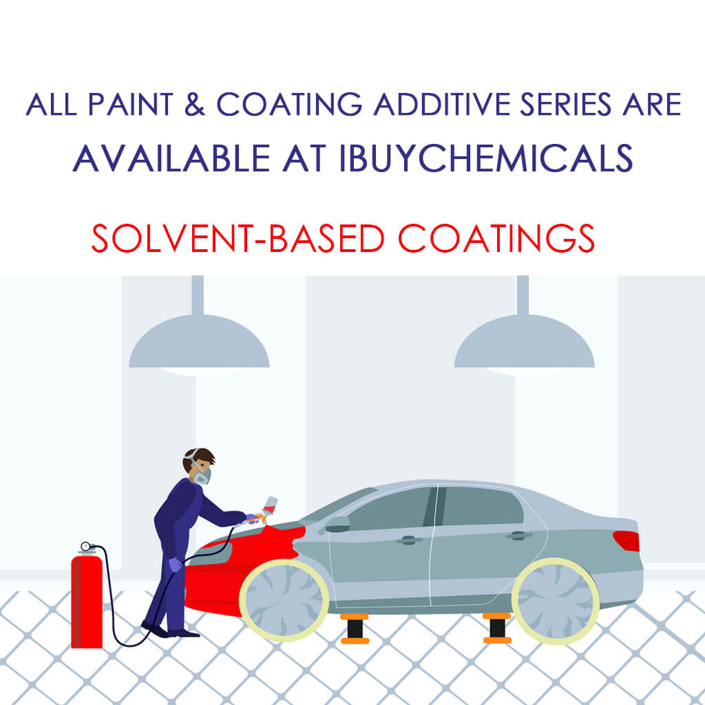 Paints and coating chemicals
