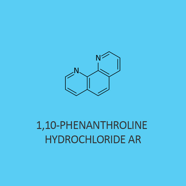1 10 Phenanthroline Hydrochloride AR