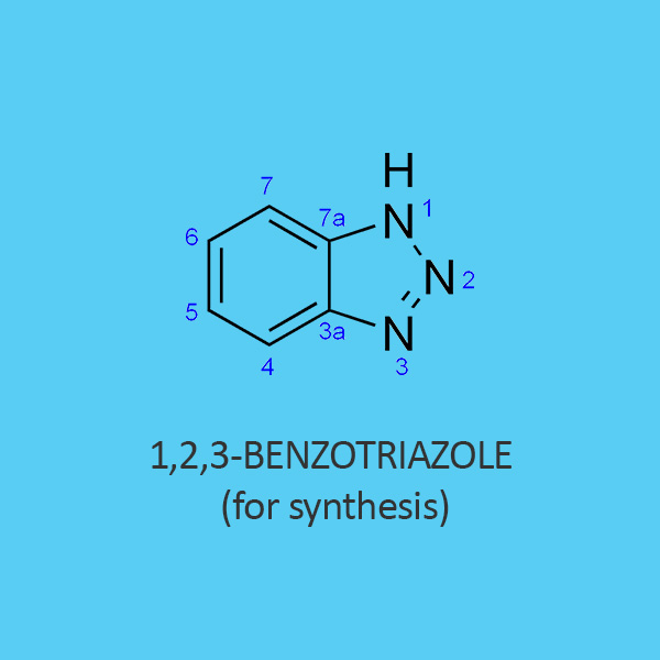 123 Benzotriazole For Synthesis