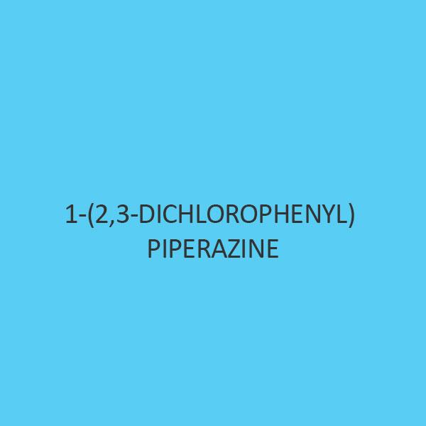 1 (2 3 Dichlorophenyl) Piperazine