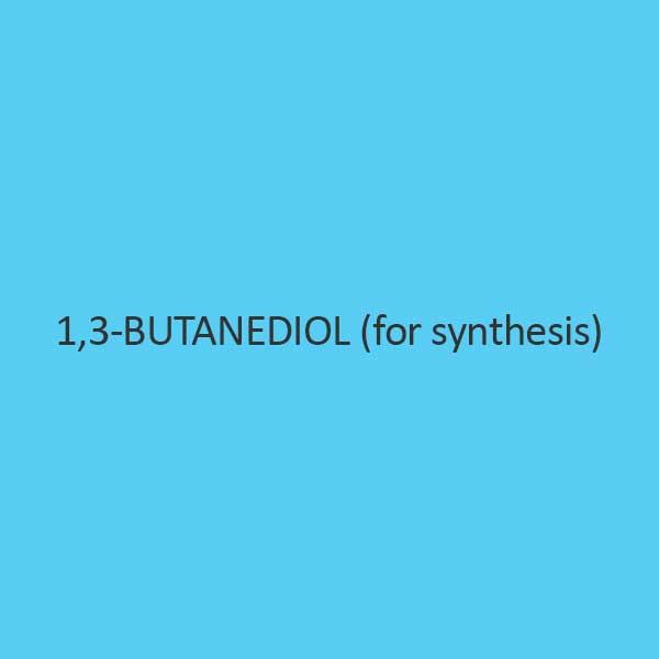 13 Butanediol For Synthesis