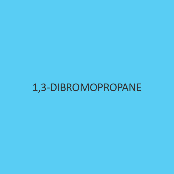 1 3 Dibromopropane (Trimethylene Dibromide)