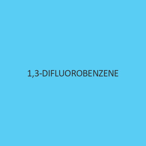 1 3 Difluorobenzene Extra Pure
