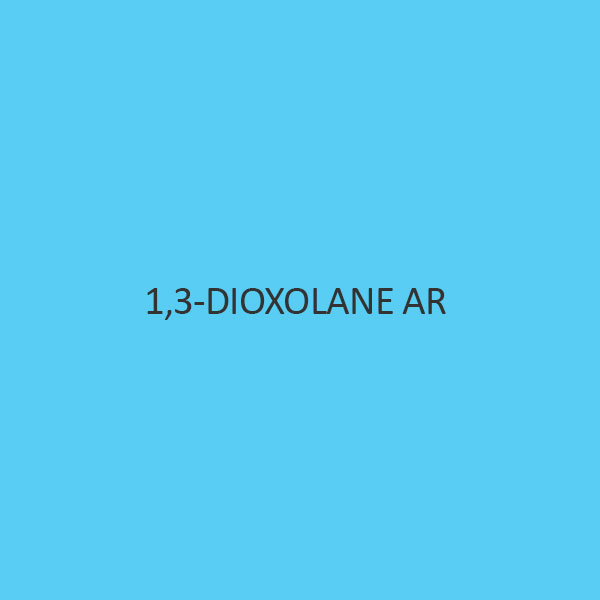 1 3 Dioxolane AR