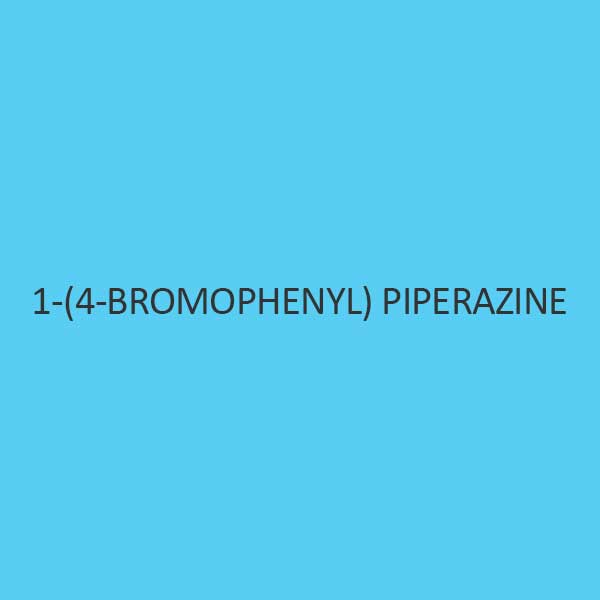 1 4 Bromophenyl Piperazine
