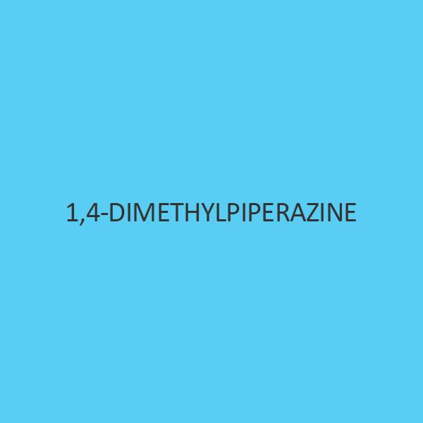 1 4 Dimethylpiperazine