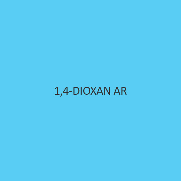 1 4 Dioxan AR