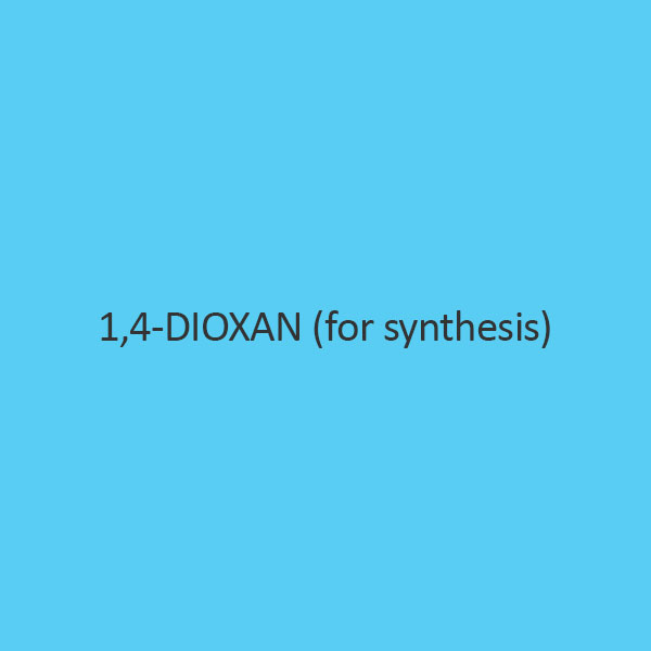 1 4 Dioxan (For Synthesis)