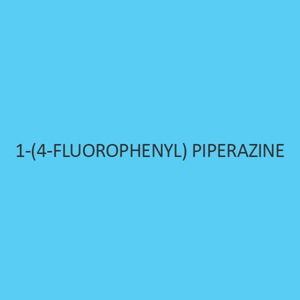 1 (4 Fluorophenyl) Piperazine