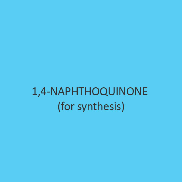 1 4 Naphthoquinone (For Synthesis)