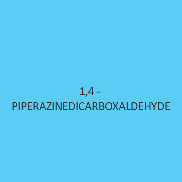 1 4 Piperazinedicarboxaldehyde