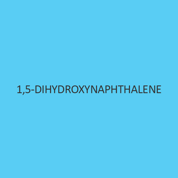 1 5 Dihydroxynaphthalene