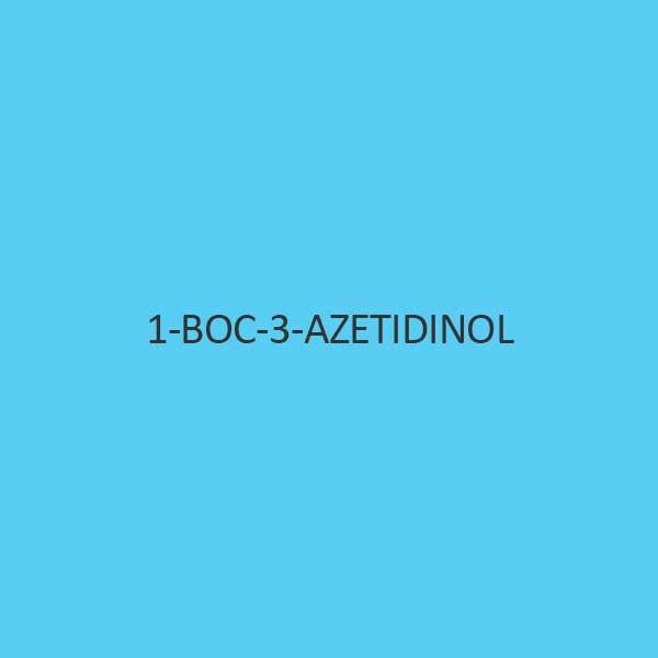 1 Boc 3 Azetidinol