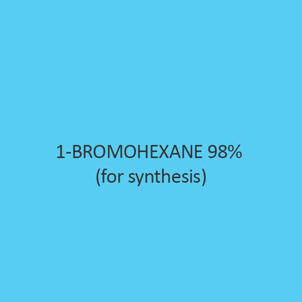 1 Bromohexane 98 Percent For Synthesis