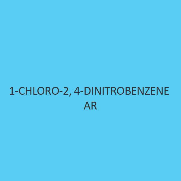 1 Chloro 2 4 Dinitrobenzene AR