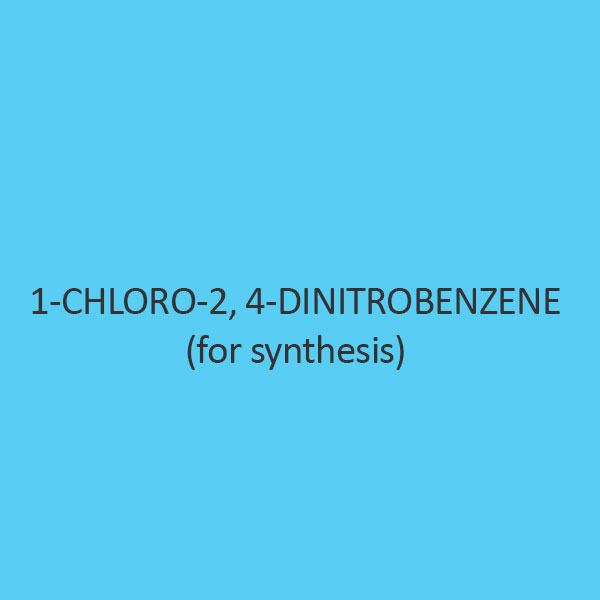 1 Chloro 2 4 Dinitrobenzene For Synthesis
