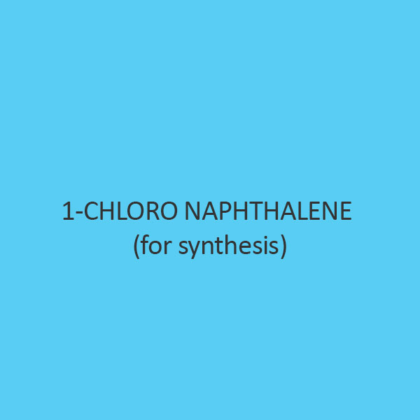 1 Chloro Naphthalene For Synthesis