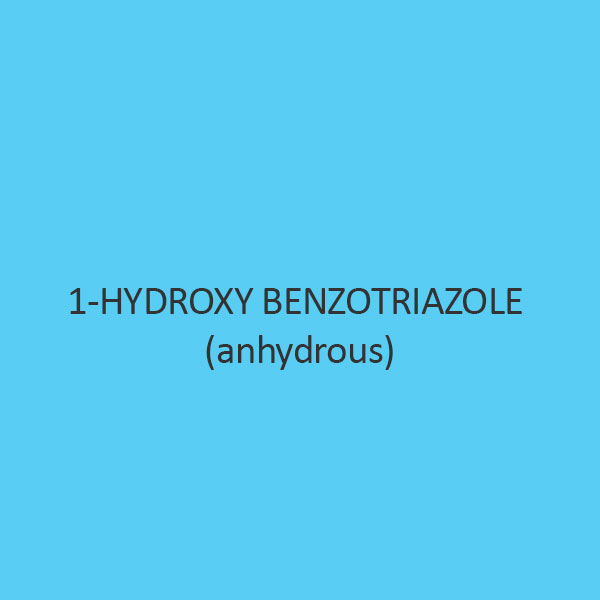 1 Hydroxy Benzotriazole (Anhydrous) (For Synthesis)