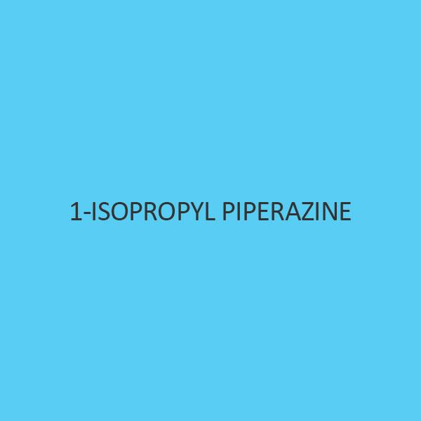 1 Isopropyl Piperazine