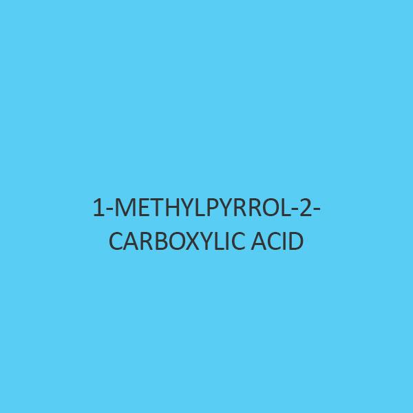 1 Methylpyrrol 2 Carboxylic Acid