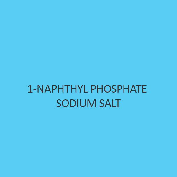 1 Naphthyl Phosphate Sodium Salt