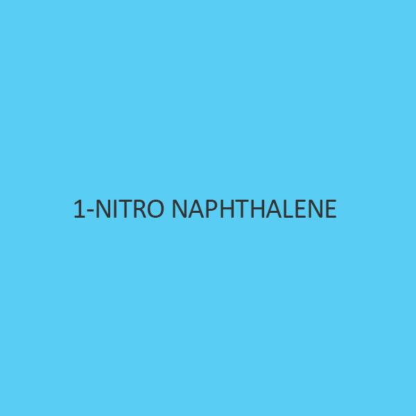 1 Nitro Naphthalene