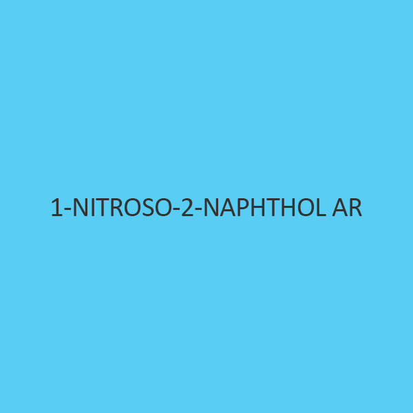 1 Nitroso 2 Naphthol AR (A Nitroso B Naphthol)