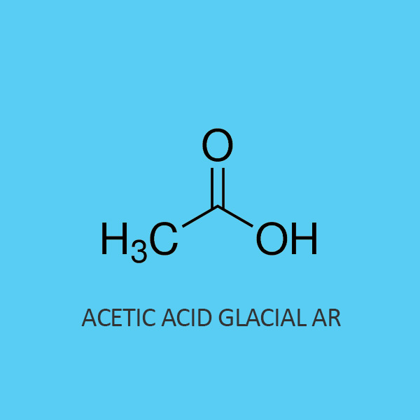 Acetic Acid Glacial AR for cholestrol estimation