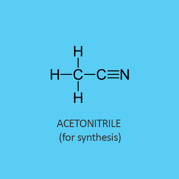 Acetonitrile for synthesis