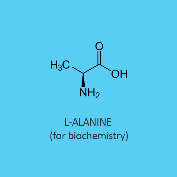 L Alanine For Biochemistry