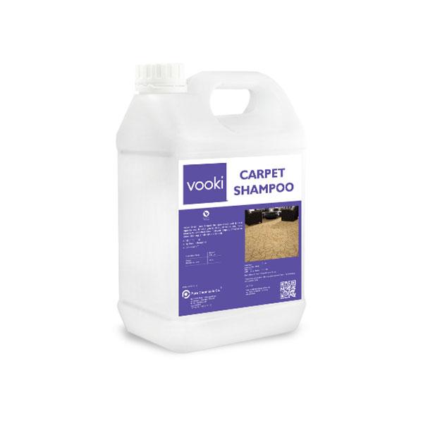 Vooki Silverlines Carpet Shampoo