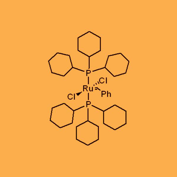 Benzylidene bis (tricyclohexylphosphine) dichlororuthenium (II)