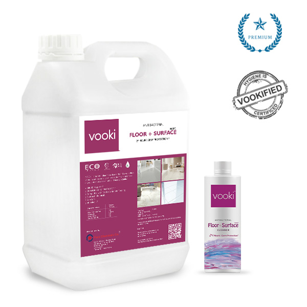 Vooki Floor+Surface Cleaner