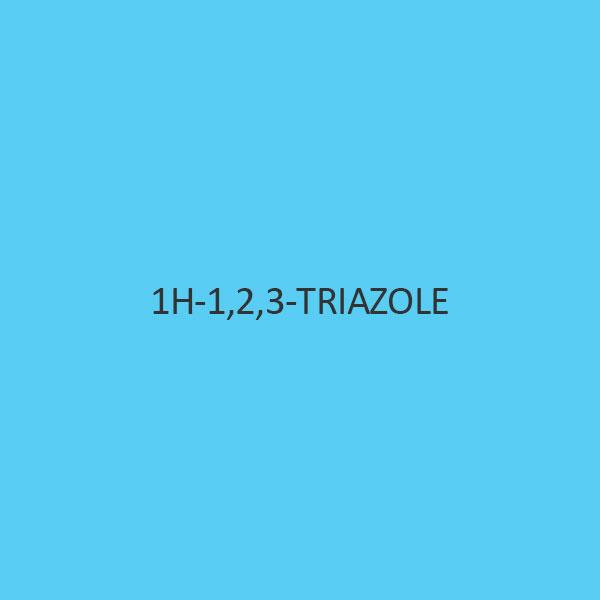 1H 1 2 3 Triazole