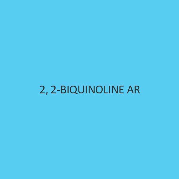 2 2 Biquinoline AR
