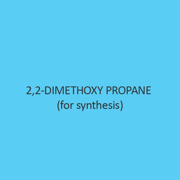 2 2 Dimethoxy Propane (For Synthesis)