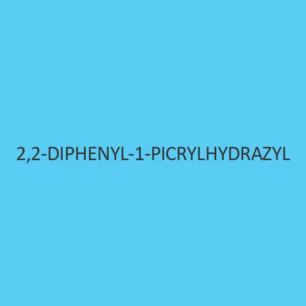 2 2 Diphenyl 1 Picrylhydrazyl (Free Radical)