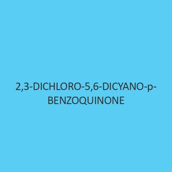 2 3 Dichloro 5 6 Dicyano P Benzoquinone