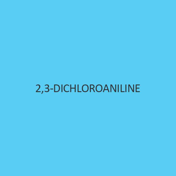 2 3 Dichloroaniline