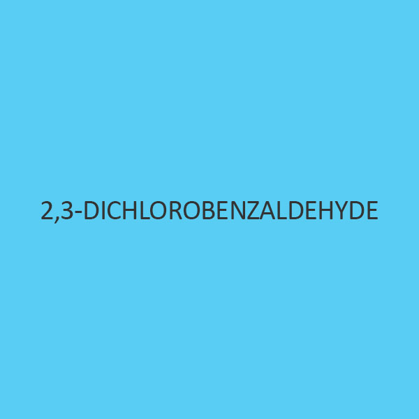 2 3 Dichlorobenzaldehyde