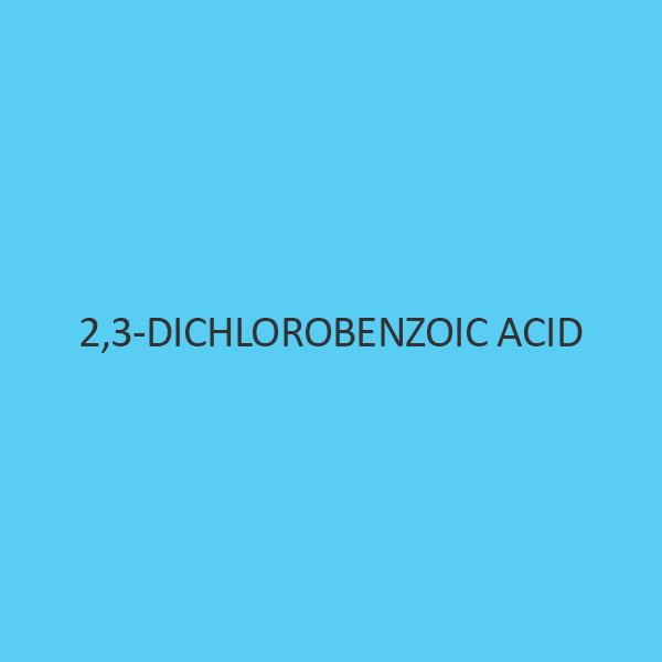 2 3 Dichlorobenzoic Acid