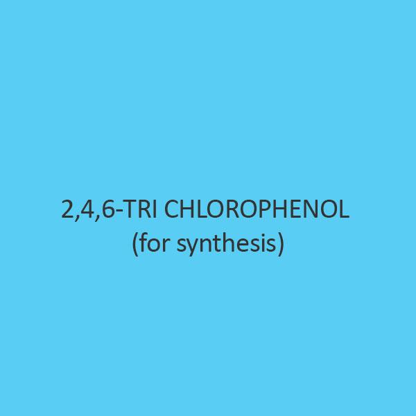 2 4 6 Tri Chlorophenol (for synthesis)
