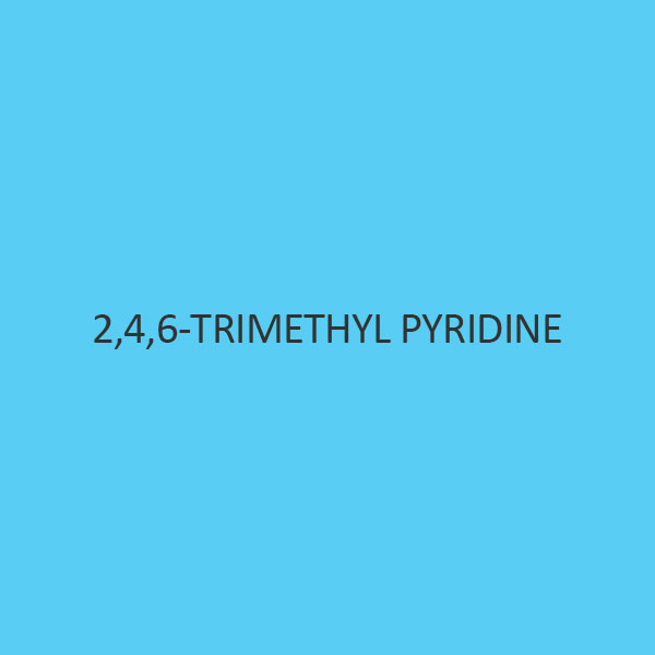 2 4 6 Trimethyl Pyridine