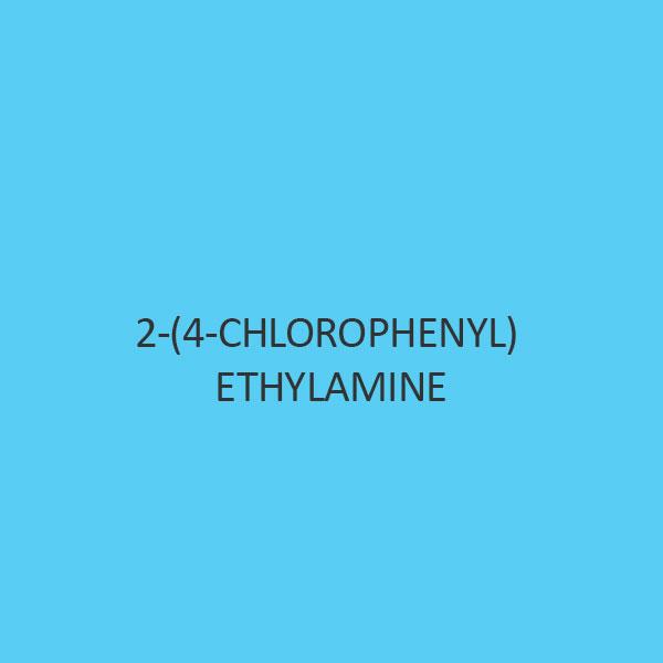 2 4 Chlorophenyl Ethylamine