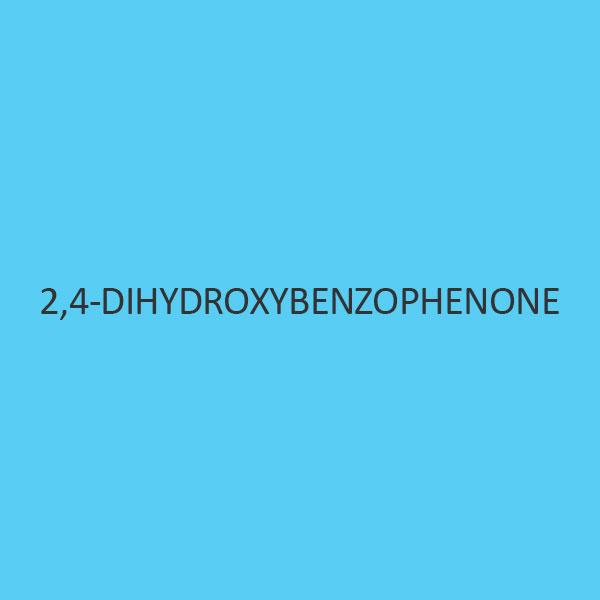 2 4 Dihydroxybenzophenone