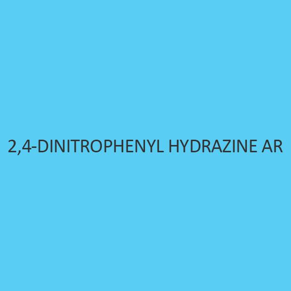 2 4 Dinitrophenyl Hydrazine AR