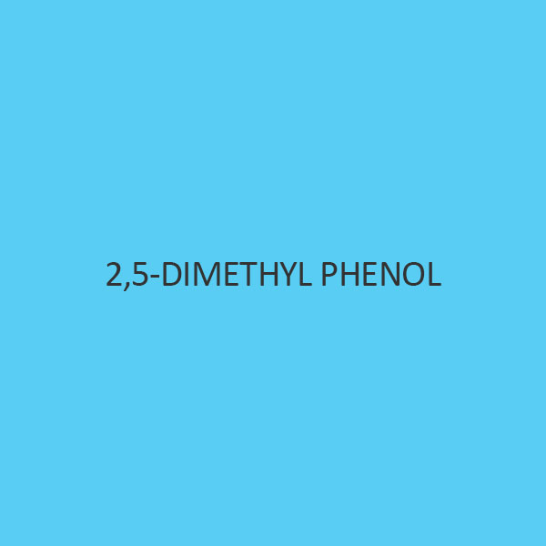 2 5 Dimethyl Phenol