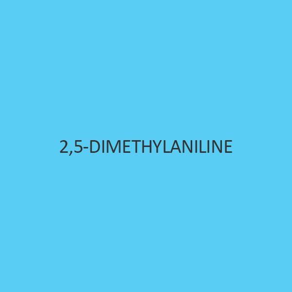 2 5 Dimethylaniline