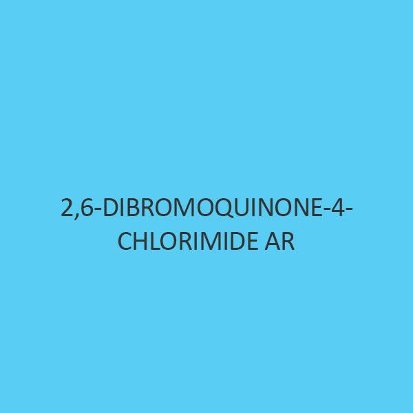 2 6 Dibromoquinone 4 Chlorimide AR