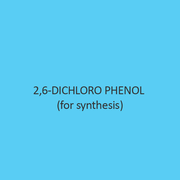 2 6 Dichloro Phenol (For Synthesis)